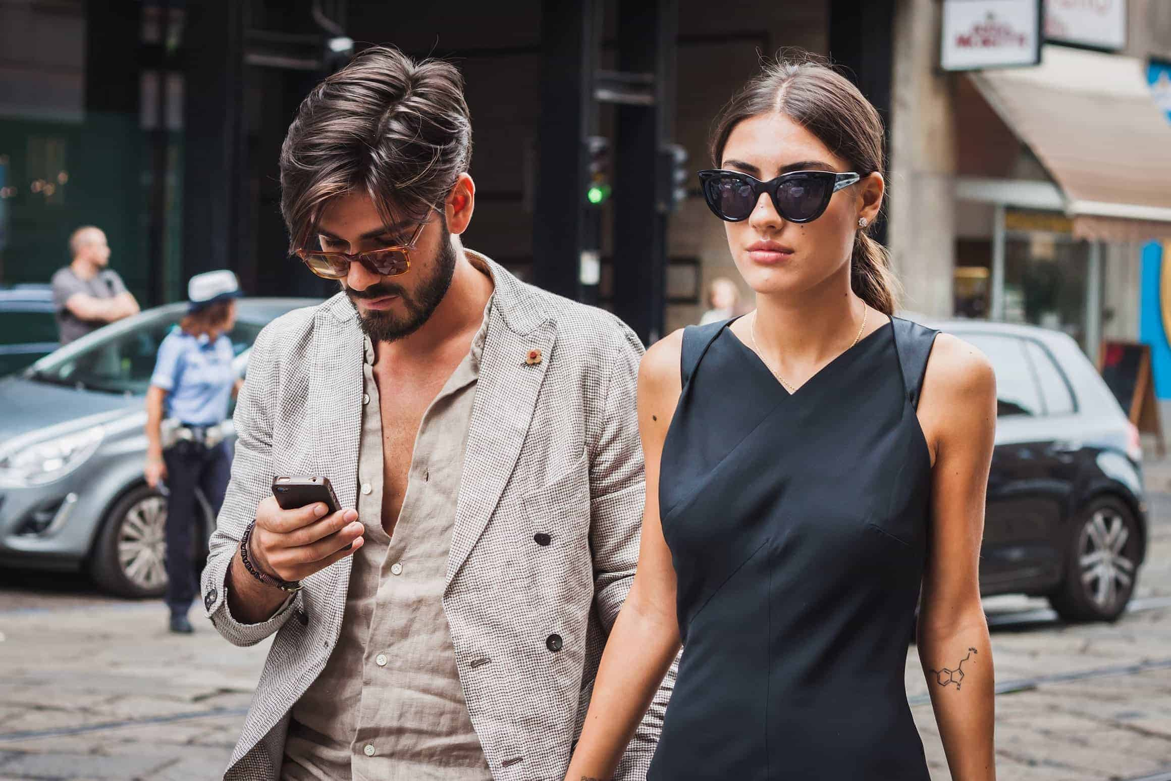 Stay cool italian style authentic for Italian fashion websites